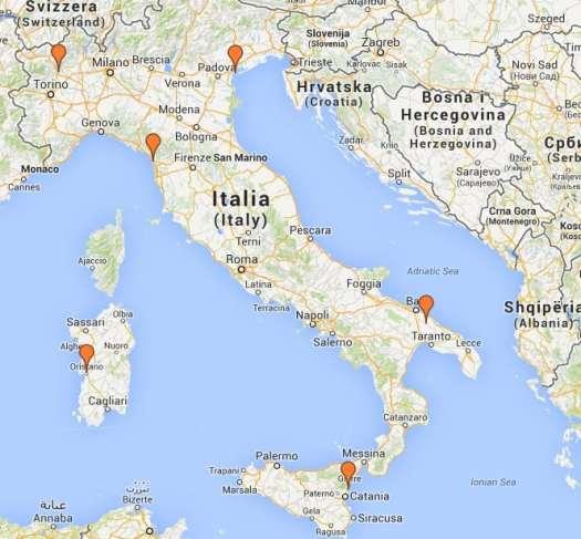 Top Italian Carnival