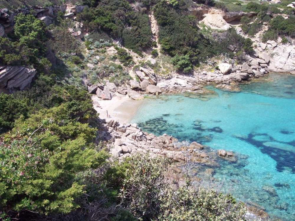 Most romantic places in Italy - capo Testa