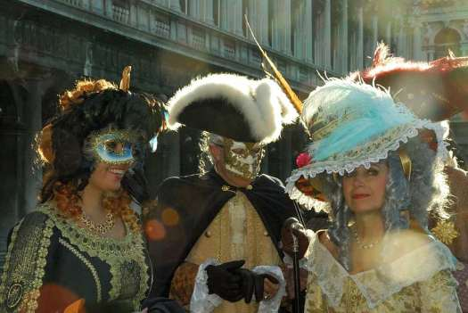 Top things to do in Venice - join the Carnevale