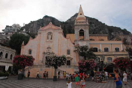 Taormina in one day