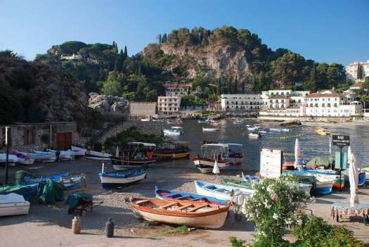 Taormina in one day - Mazzarò