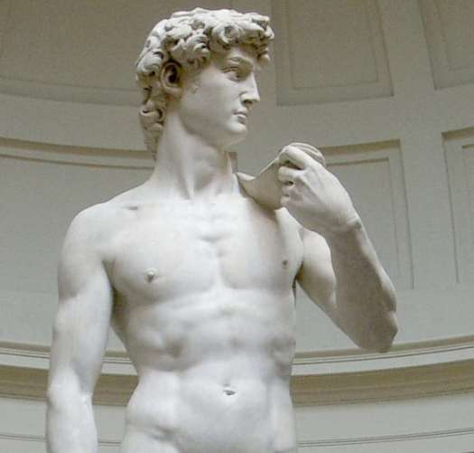 Italy in one week_Florence_David_Michelangelo