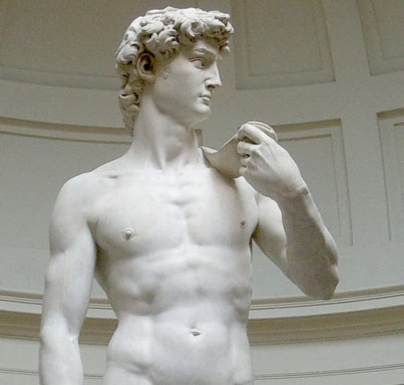 Italy in one week_Florence_David_Michelangelo