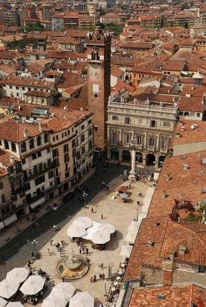 Garda lake in 1 week - Verona in one day