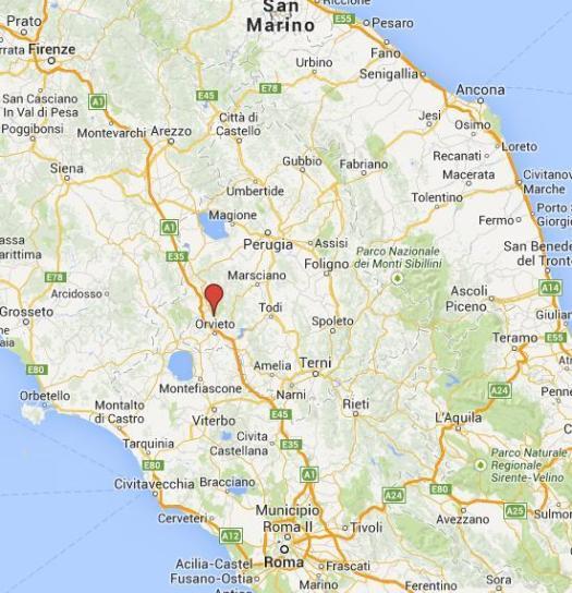 Orvieto MAP