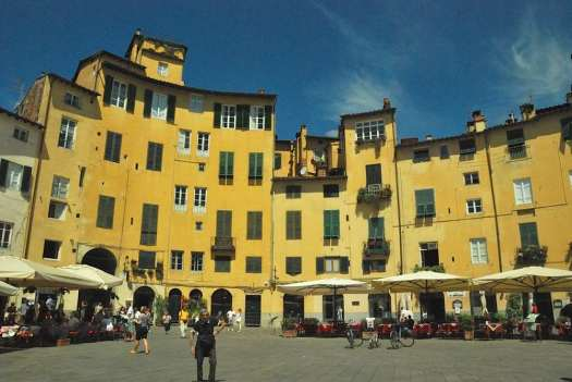 One day in Lucca