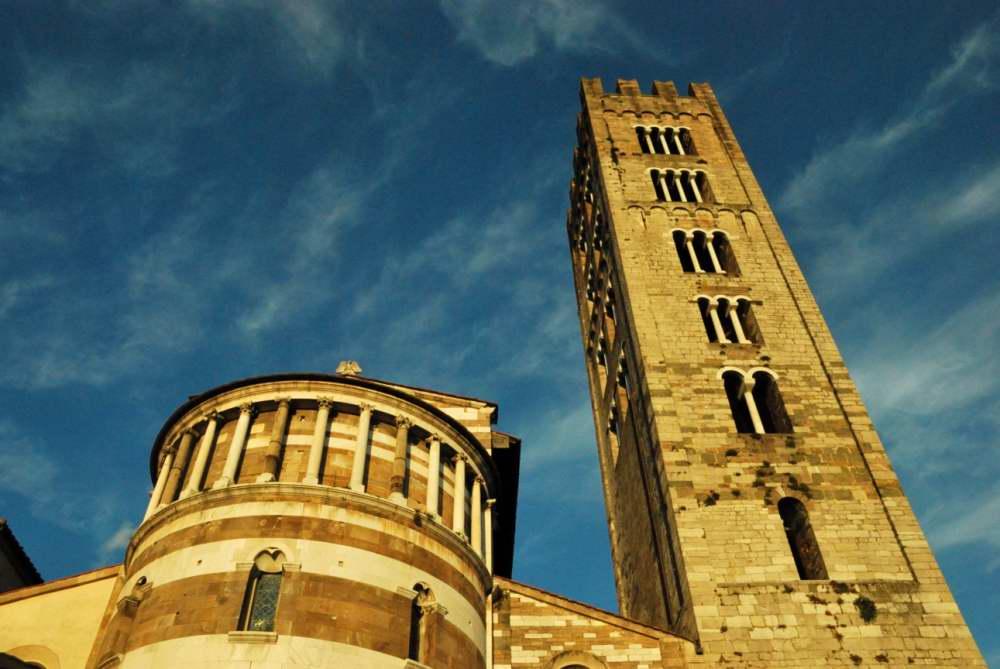 San Frediano church - Lucca