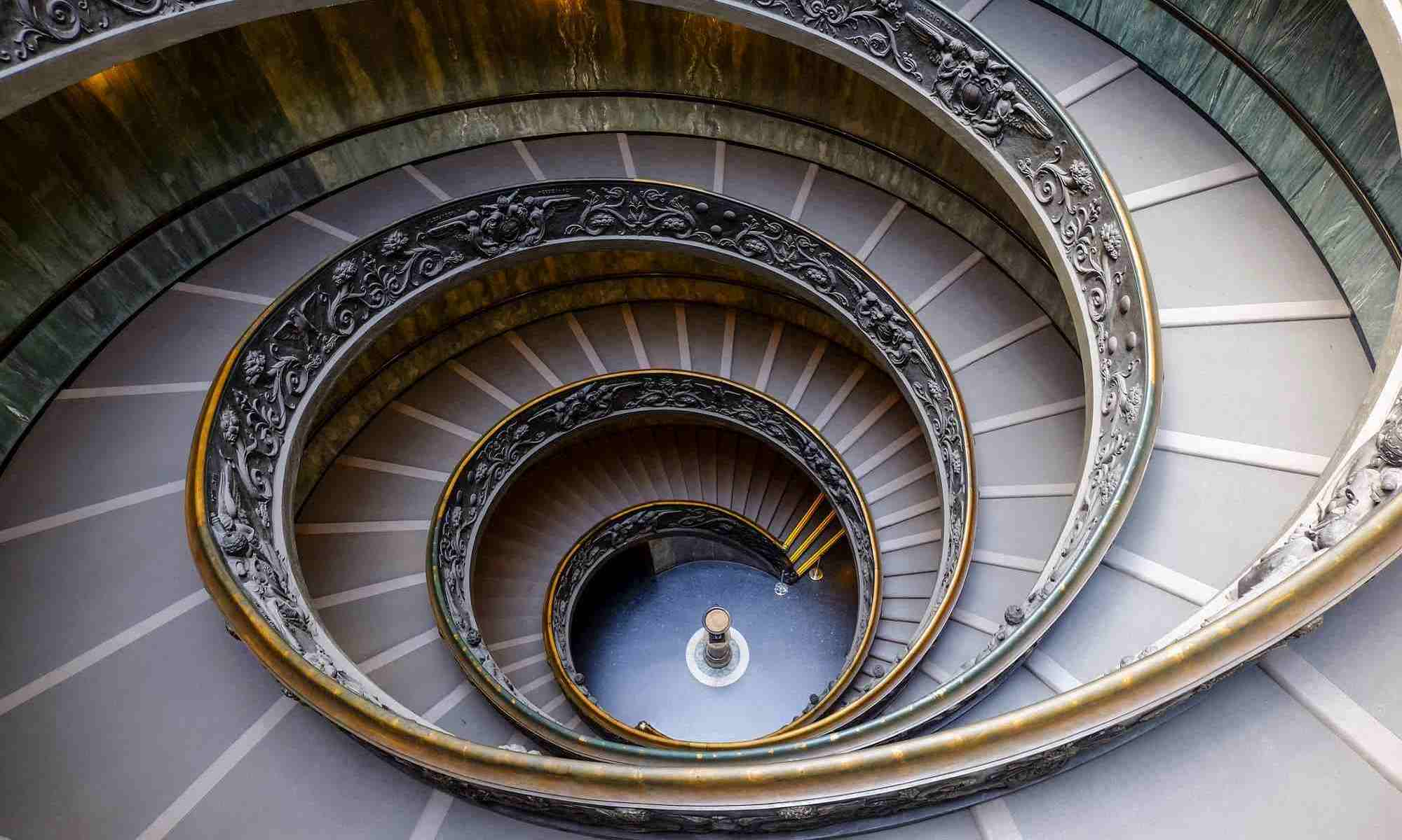 Rome Italy - Vatican Museums