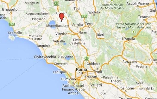 Civita Map