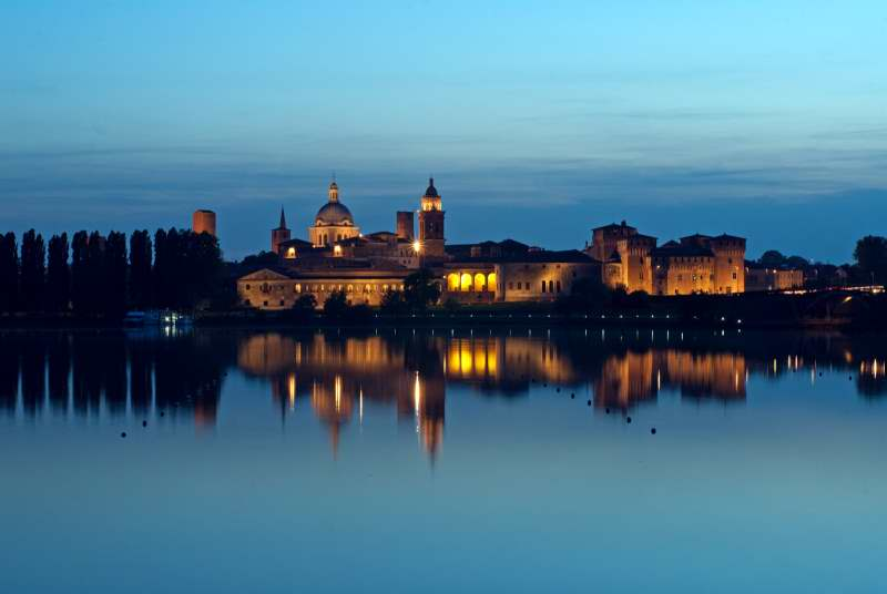 Garda lake in 1 day -_Mantova-Micio lake