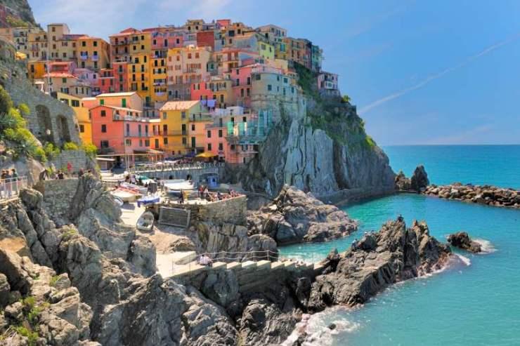 Italy Unesco sites - Cinque Terre