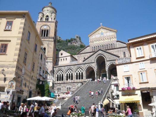 Amalfi coast Italy_Amalfi Duomo