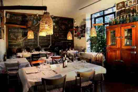 Best restaurants Milan Pisco