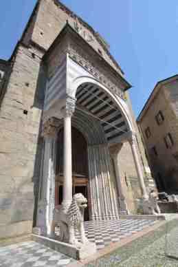 Bergamo Italy in one day - Santa Maria Maggiore