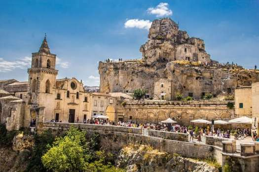 What to do in Matera: San Pietro Caveoso