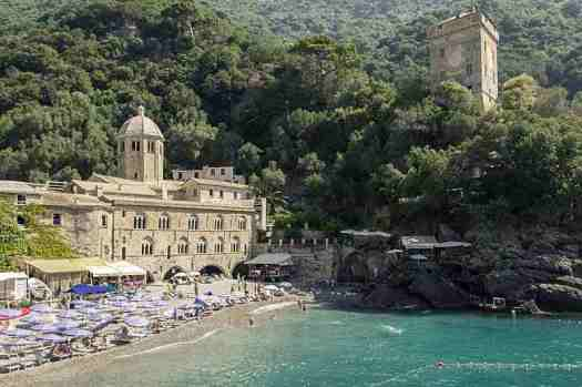 How to visit Portofino - San Fruttuoso