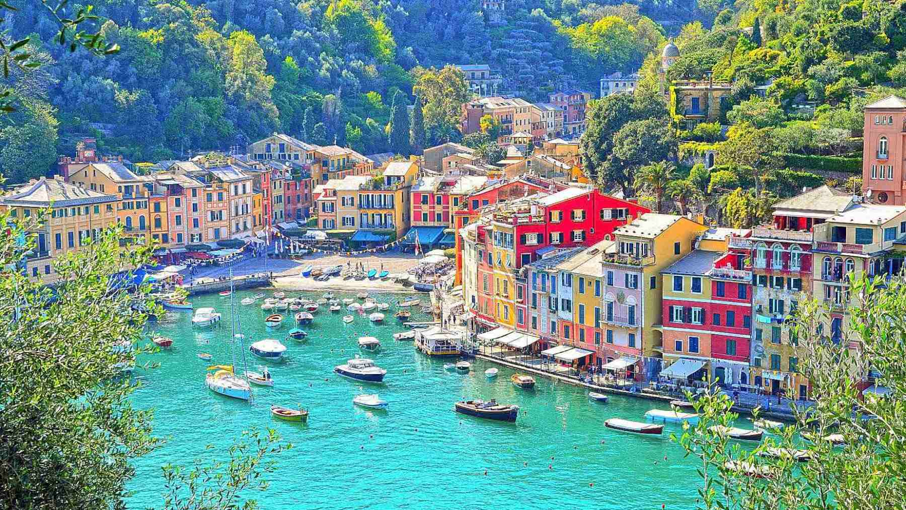 How to visit Portofino