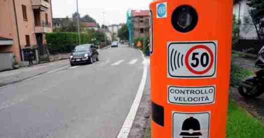 Driving in Italy_Autovelox