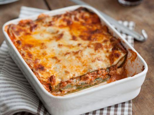 Italian pasta dishes - Lasagne alla Bolognese