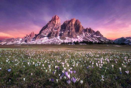 Visit the Dolomites - Sass de Putia