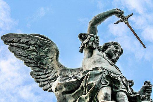 Visit Castel Sant'Angelo - St Michael Angel
