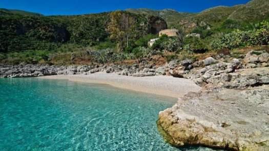 Best beaches in Italy_Tonnarella dell'Uzzo (Riserva dello Zingaro), Trapani - Sicilia