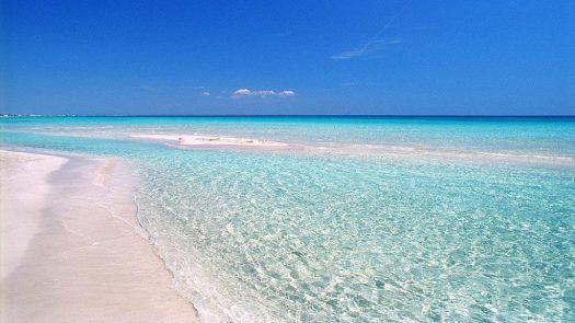 Best beaches of Italy_Punta Prosciutto (Porto Cesareo), lecce - Puglia