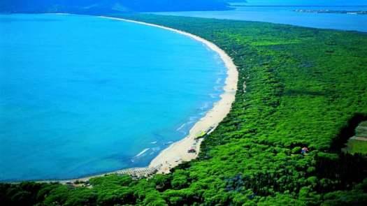Best beaches of Italy_Spiaggia della Feniglia