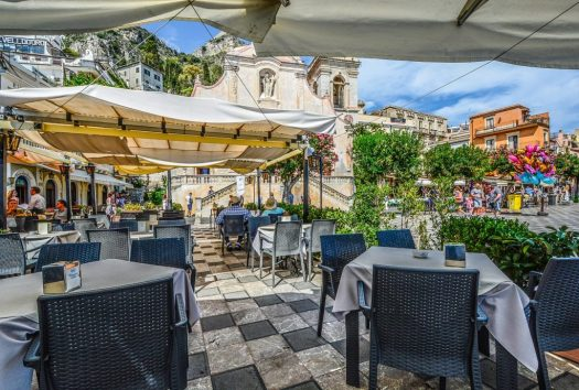 7 days Sicily itinerray_Taormina