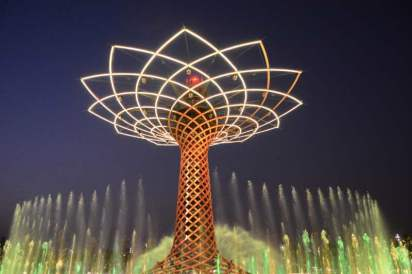 Milan Expo Tree of Life_051