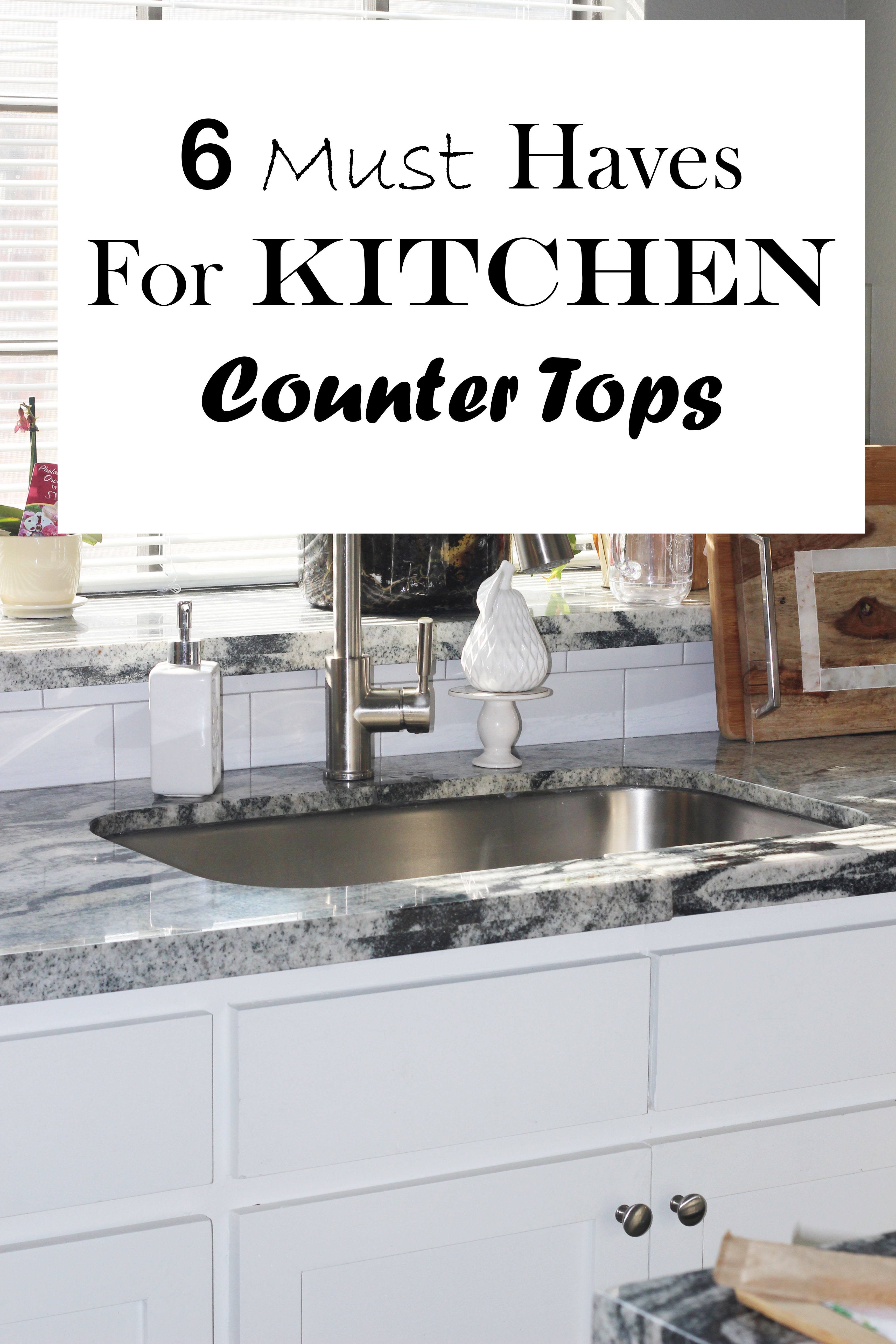 6-must-haves-for-kitchen-counter-top