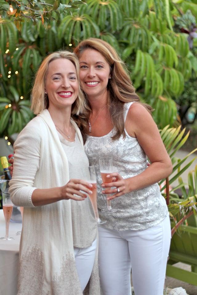 Elena and Victoria
