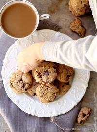 Perfect Paleo Chocolate Chip Cookies