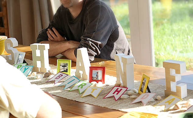letters for birthday decorations