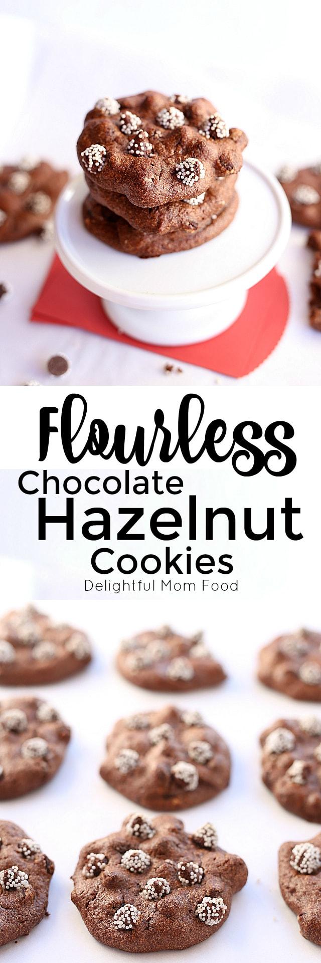 Flourless Cookies Recipe