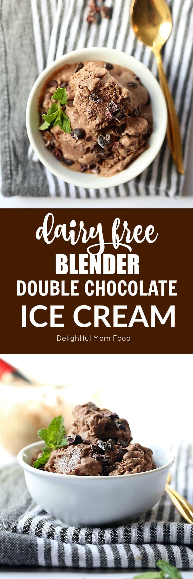 easy vegan ice cream recipe