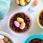 Chocolate Easter Bird Nests