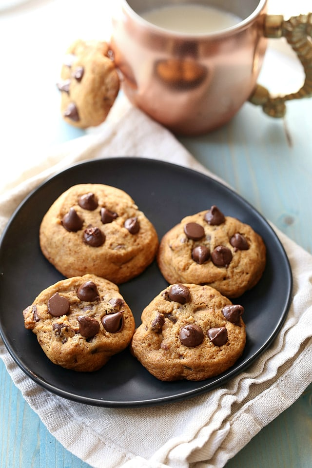 best gluten free chocolate chip cookies
