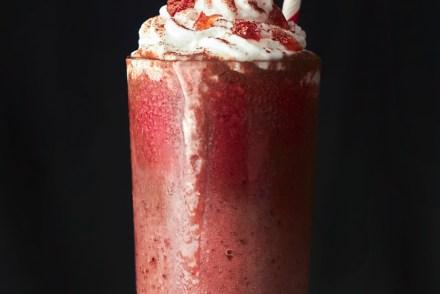 Choc Cherry Milkshake