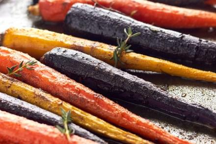 Cumin Spiced Carrots