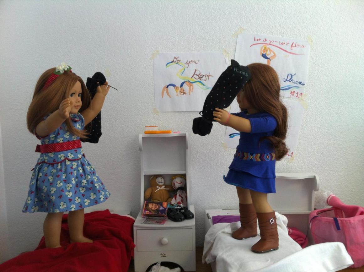 Doll room 8