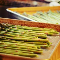 Asparagus Fresh & Green | A Recipe