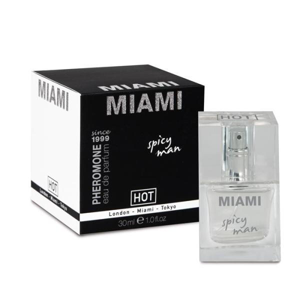 Hot Pheromon Parfum Miami Man