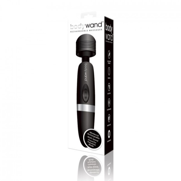 Bodywand Pulse Recharge Black 13in1
