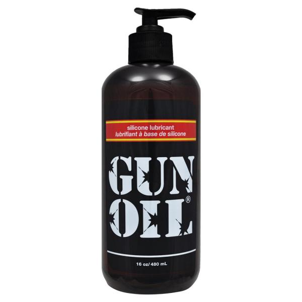 Gun Oil Silicone Transparent