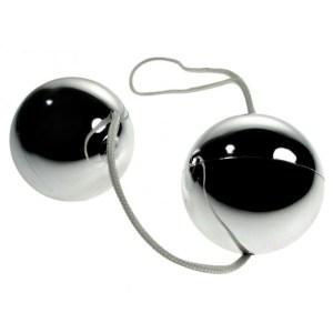 Minx Touch Love Balls Silver