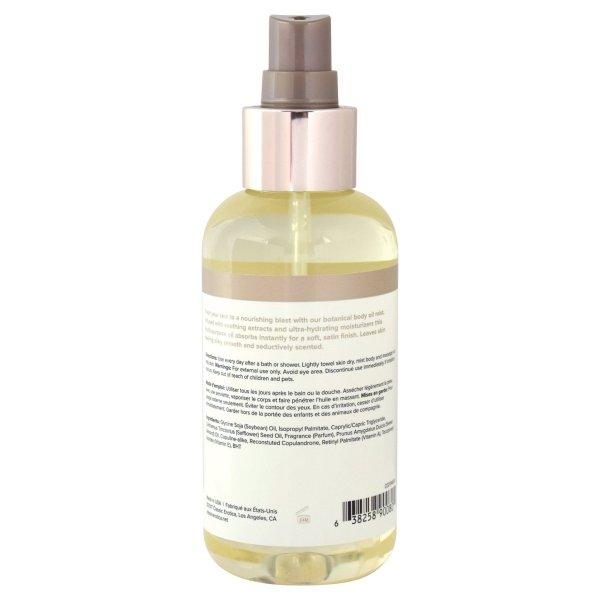 Coochy Body Oil Mist Botanical Blast Transparent 118ml