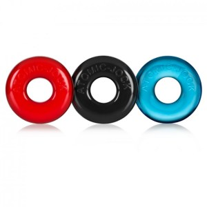 Oxballs Ringer Three Small Pack