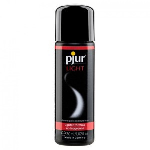 Pjur Light Transparent Lubricant
