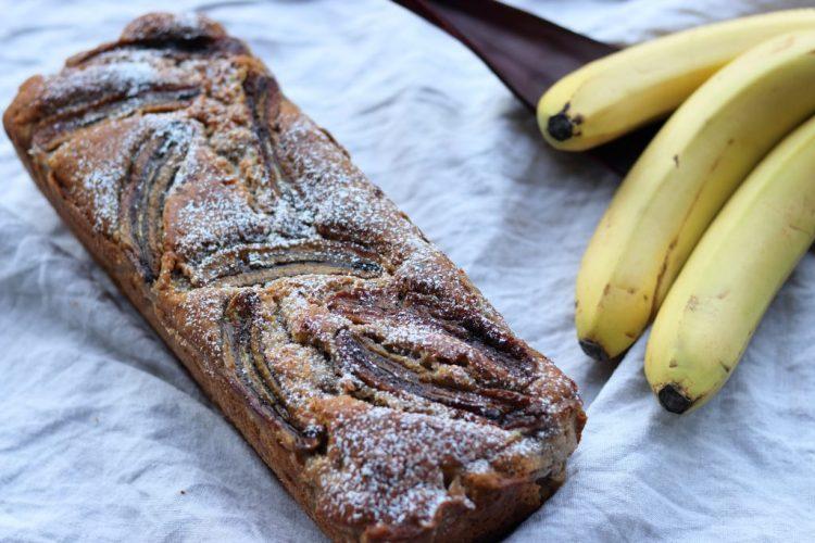 Vegane Bananenbrot
